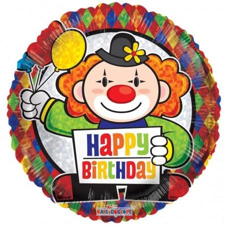 Happy Birthday Clown £6.99