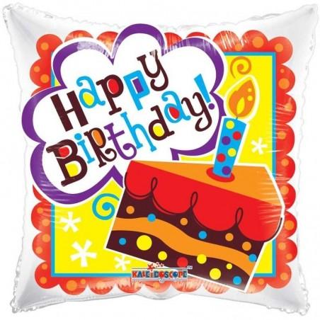 Happy Birthday Cake Gellibean £6.99