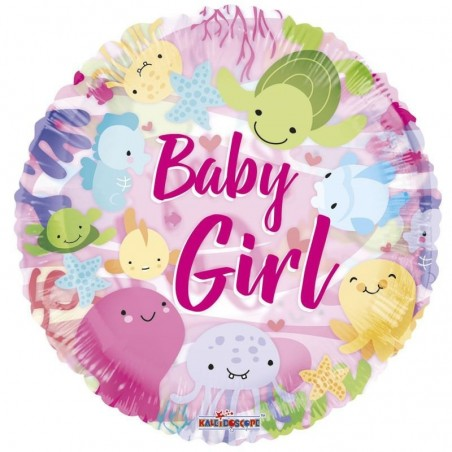 Baby Girl Under the Sea £6.99