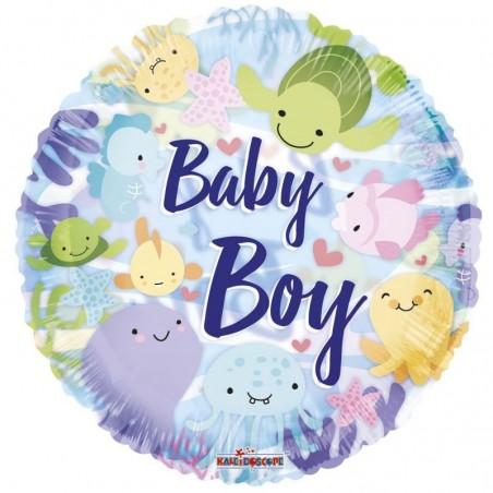 Baby Boy Under the Sea £6.99