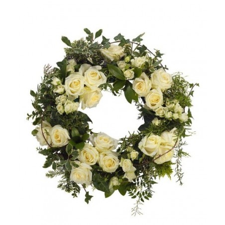 White Wreath £88.99