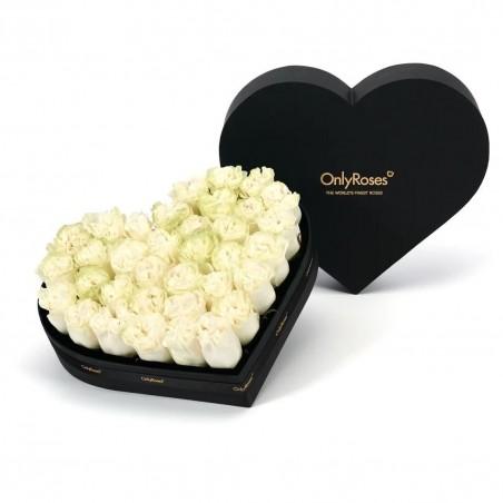 Rose Heart 'White' £385.00