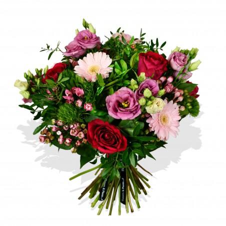 Rose and Bouvardia £34.99