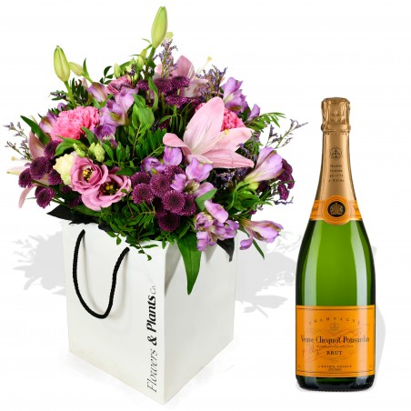 Pinks and Veuve £99.99