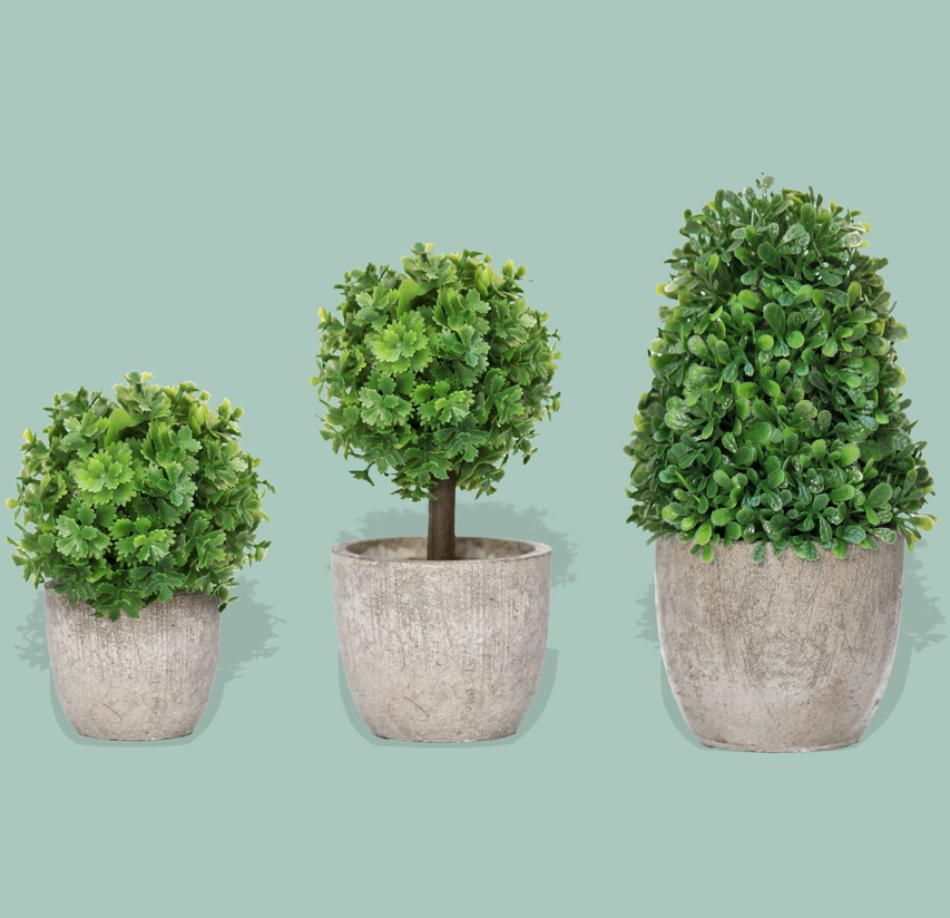 artificial plants uk