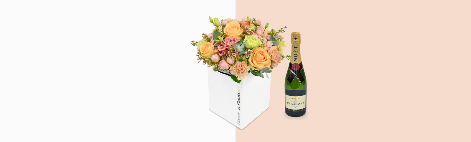 flowers and champagne delivery
